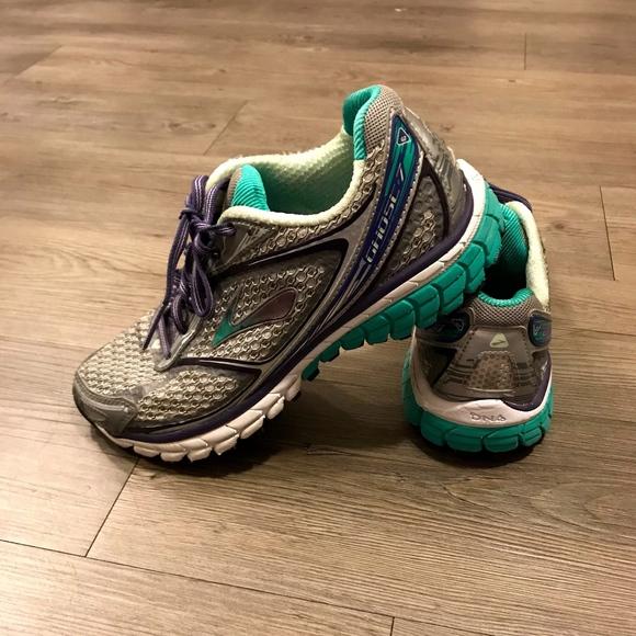 huge selection of f7ba6 57a6f 💥 SALE Women Brooks Ghost 7 Running/Training Shoe